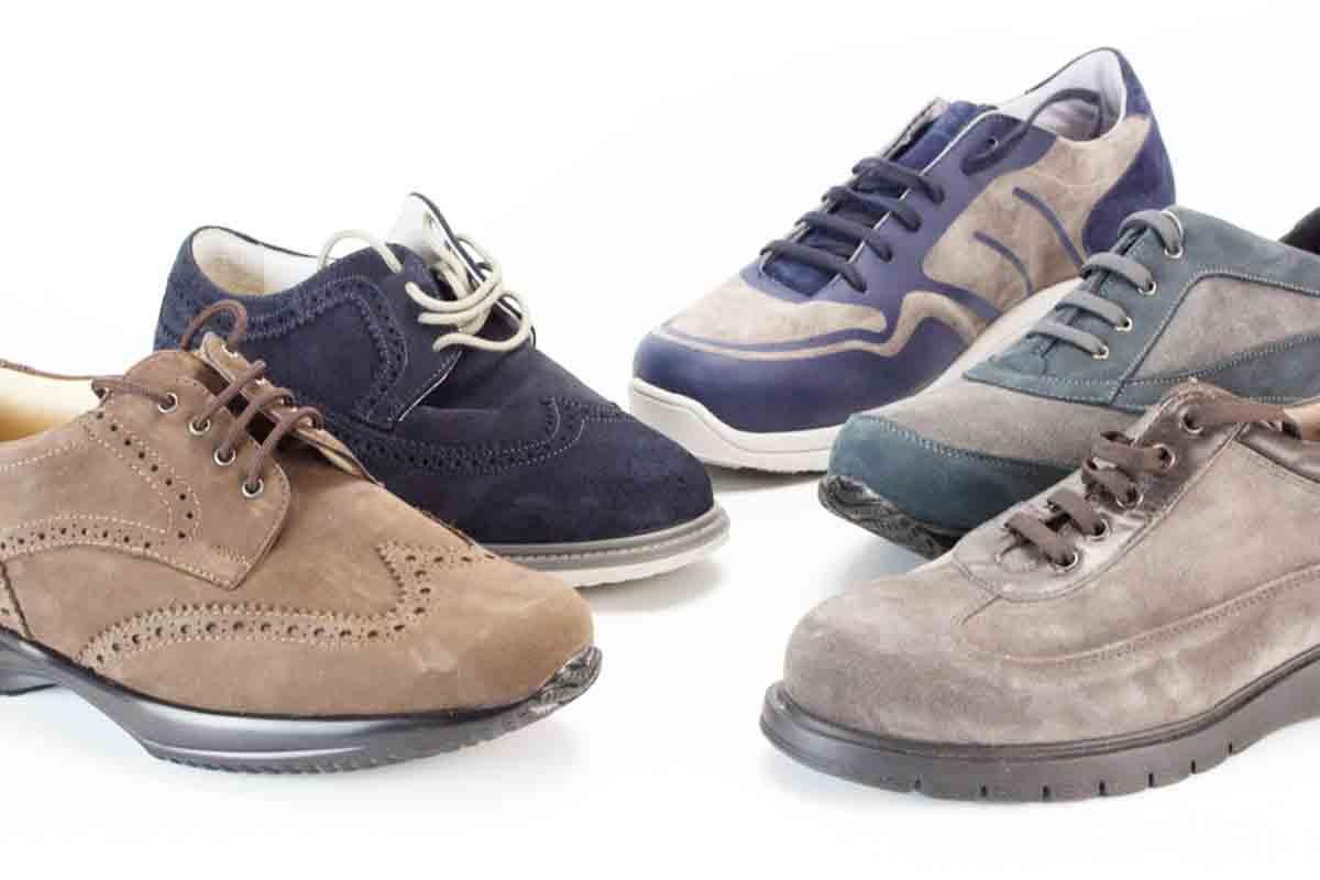 calzature con predisposizione per plantare uomo footcare