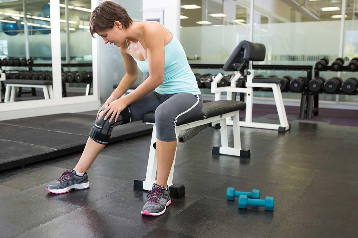 footcare tutore sportivo ginocchio neoprene