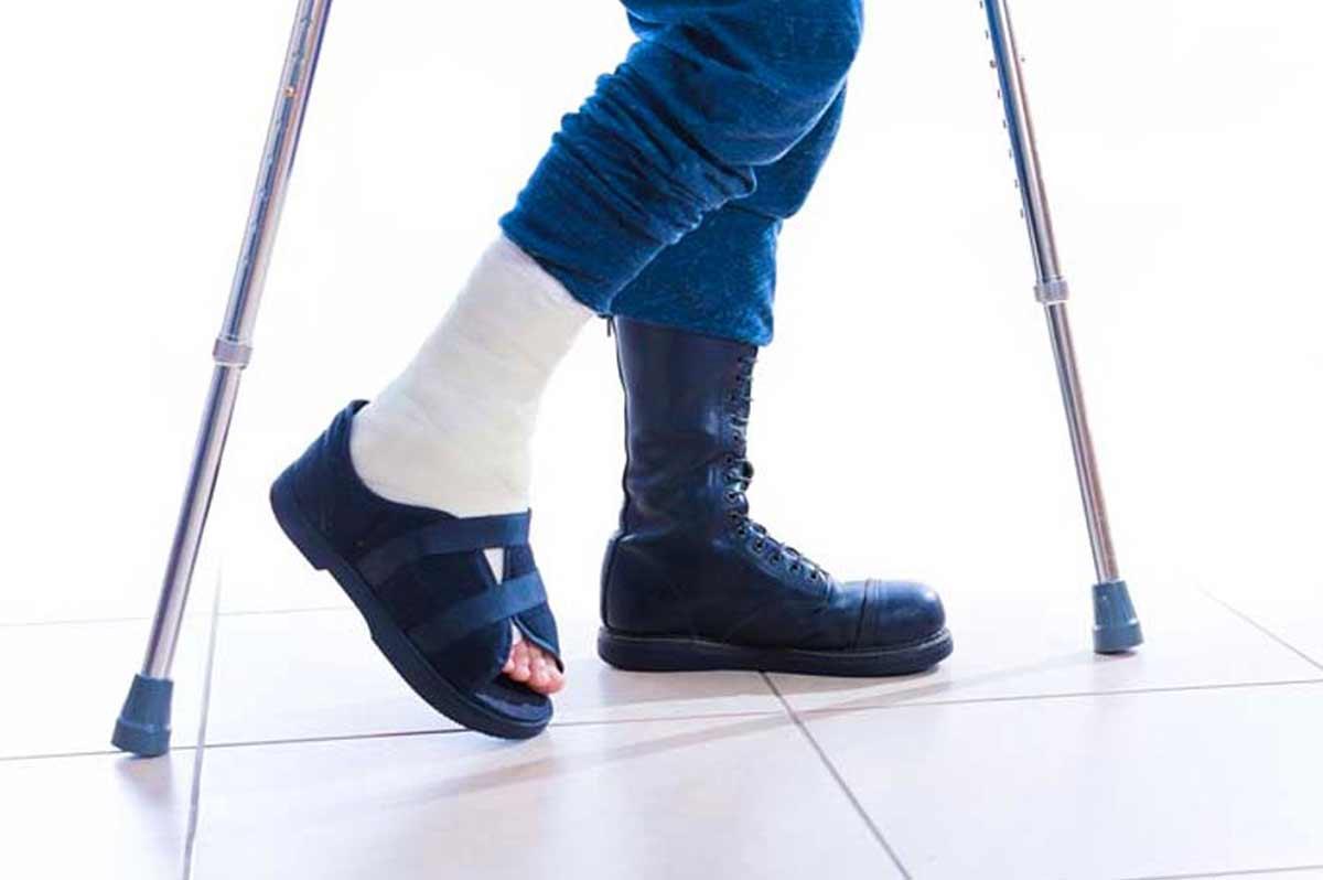 scarpa coprigesso footcare