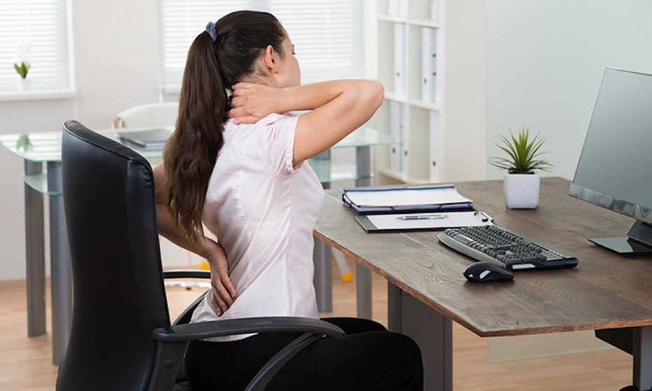 valutazione postura con esame posturale