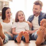trattamento problematiche piede bambino
